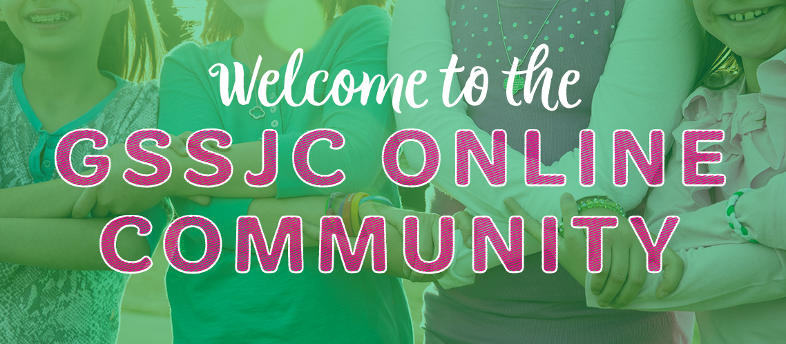 Welcome to the GSSJC Online Community